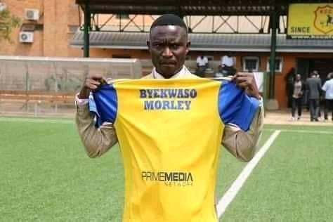 Morley Byekwaso Unveiled as KCCA FC head coach on Interim basis.