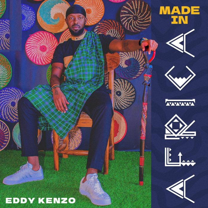 Eddy Kenzo made in Africa